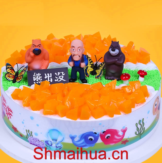 网红空投蛋糕